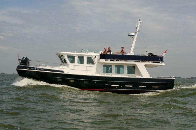 vripack trawler kamerbeek